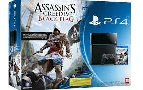 Sony PlayStation 4 + Assassin's Creed Black Flag @amazon.co.uk