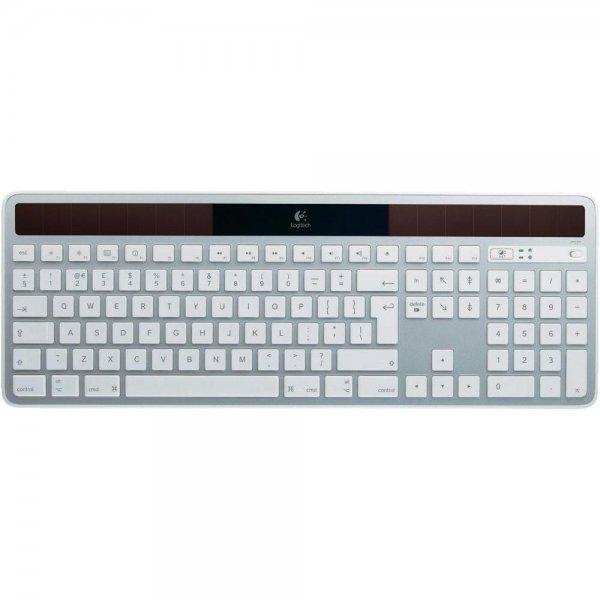 Logitech K750 Wireless Solar Keyboard Mac für 34,40€@conrad.de