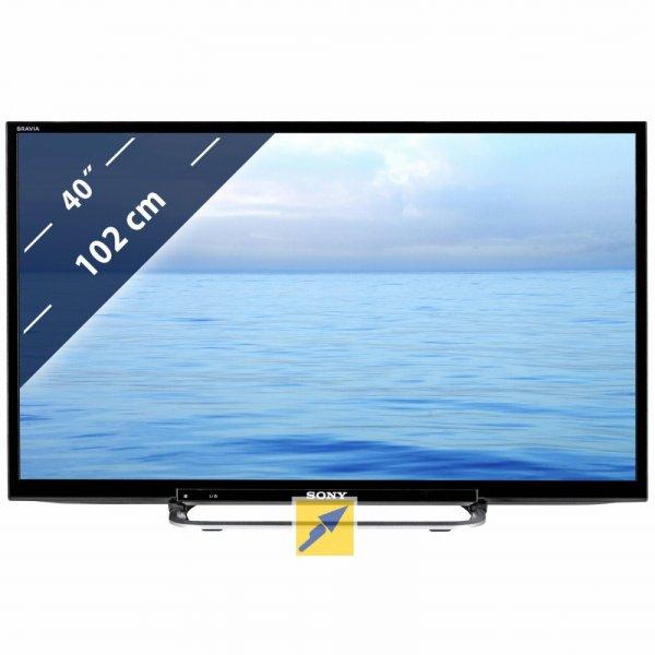 Sony Bravia KDL-40R470 102 cm (40 Zoll) LED-Backlight-Fernseher für €349