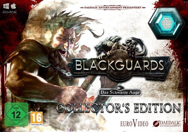 Das Schwarze Auge: Blackguards Collector's Edition [amazon.de]