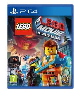 The Lego Movie Videogame (PS4) für 33€ @Amazon.co.uk