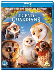 Blu-ray - Legend of the Guardians (Die Legende der Wächter) [Pre-Order] ab €4,79 [@Wowhd.de]