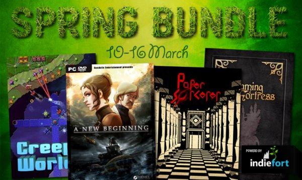 Gamersgate Spring Bundle