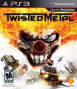 Twisted Metal - UNCUT (PS3) für 16,21€ @Amazon.com