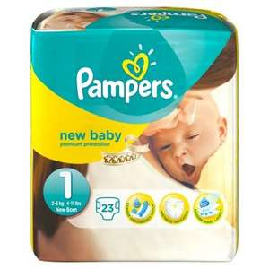 baby-markt.de vschiedene Angebote | Pampers New Baby 1,99€ bis MORGEN!! | 10€ Gutschein bei 60€ MBW | 5 € Newsletter Gutschein