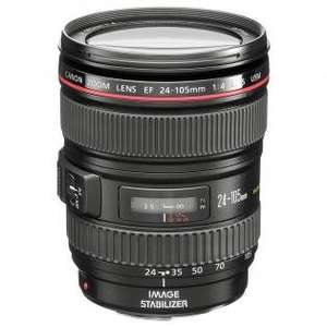 Canon EF 24-105mm 1:4L IS USM @Redcoon