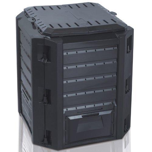 Kunststoff Komposter mit Fassungsvermögen 380 Liter