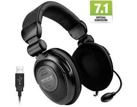 SPEEDLINK MEDUSA NX USB 7.1 Surround Headset, black