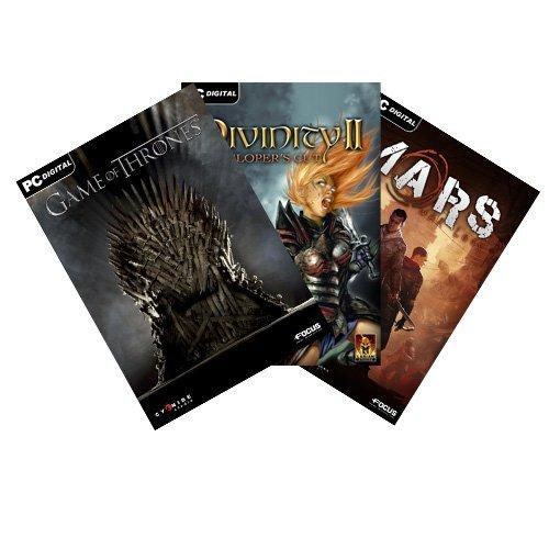 Focus RPG Bundle [Steam] für 9€ @Amazon.com
