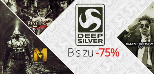 Gamesplanet Deep Silver [Saints Row IV, Risen 1/2, Metro Last Light, etc. -75%]