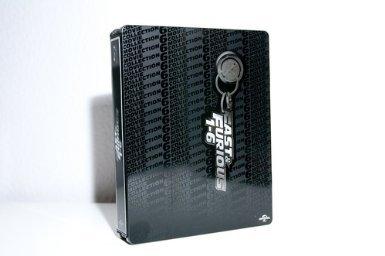 Fast & Furious 1-6 Steelbook Box jetzt nochmal günstiger (Limitiert und exklusiv bei Amazon.de)