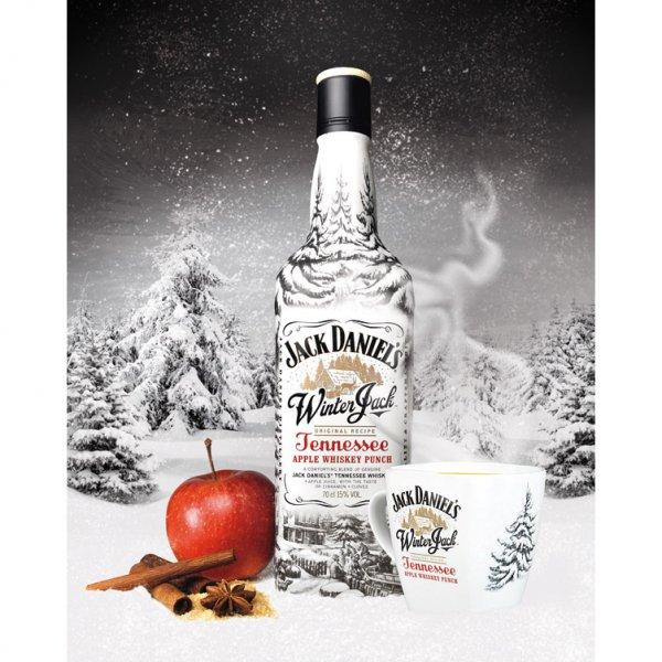 [Hit bundesweit?] Jack Daniels Winterjack für 6,99€