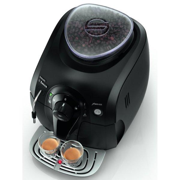 Saeco Kaffeevollautomat XSmall hd8743/11 wieder verfügbar MÖMAX !!!!