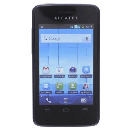 """Alcatel™ - Smartphone """"4010 T Pop"""" (3.5"""" 320x480,1GHz SC,microSD,2MP Cam,Android 2.3) für €33,95 [@Smartkauf.de]"""