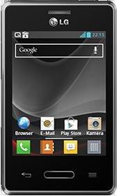 Einsteiger-Smartphone LG Optimus L3 II für nur  49,90 Euro versandkostenfrei