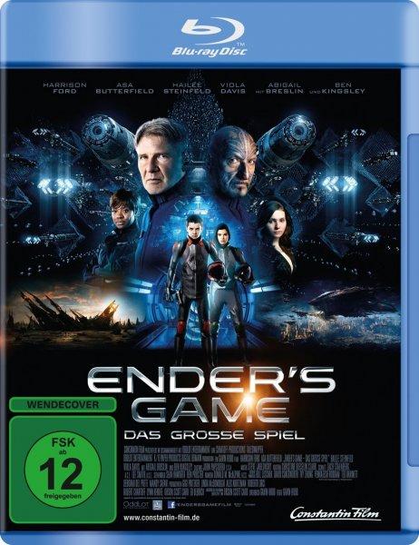 [lokal] Blu-Ray Ender's Game bei medimax Haltern für 9,99