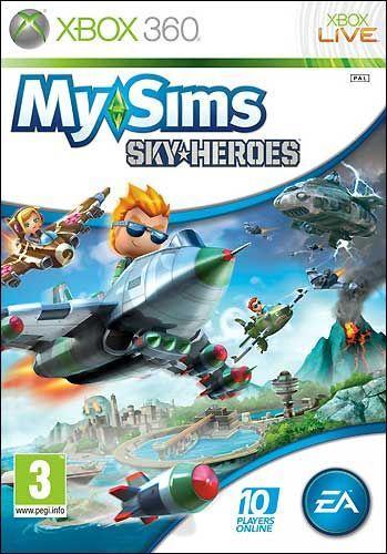 MySims: Sky Heroes [XBOX360] für rund 5€ @ zavvi.com