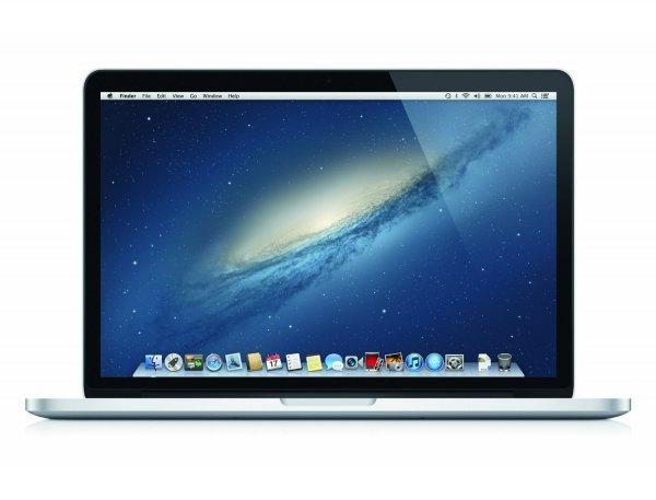 """Apple MacBook Pro 13,3"""" Retina 2,4 GHz i5 8 GB RAM 256 GB SSD ME865D/A"""