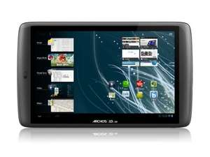"ARCHOS 101 G9 Tablet 10"" Multitouch Display Multicore-CPU 250GB Android 4 für 124,99€"