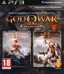 God of War Collection I + II [PS3]