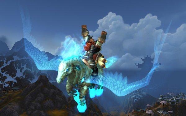 [WoW] Gratis Pegasus Mount für 3 Siege bei Hearthstone