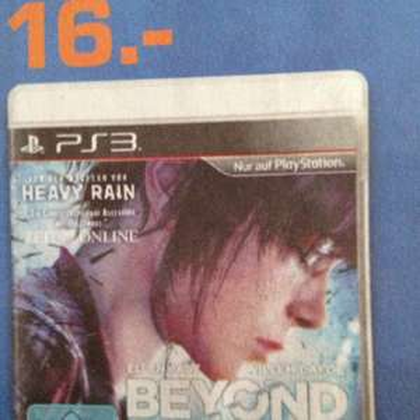 Saturn Hagen PS3 Beyond Two Souls