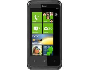 HTC 7 PRO schwarz-silber O2 Branding [PHONE HOUSE@meinpaket.de] für 199,99 zzgl. 4,99 Versand