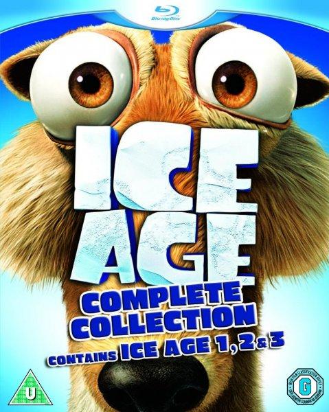 Ice Age Trilogie (Blu Ray)