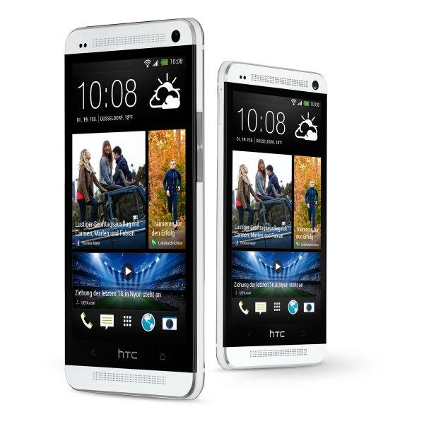HTC One 32GB silver - 359€ bei Smartkauf