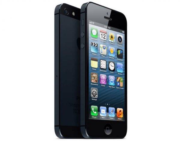 Apple iPhone 5 16GB Smartphone weiß oder schwarz @meinpaket für 399,-€