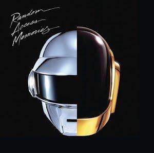 MP3-Album Random Access Memories von Daft Punk bei Google Play / Amazon