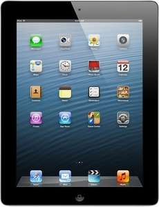 Apple iPad 4. Generation mit Retina Display (16GB / 3G) für 399 EUR