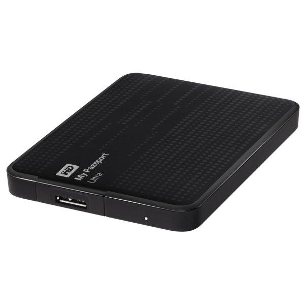 "Western Digital™ - 1TB externe 2.5"" Festplatte ""My Passport Ultra"" (USB3.0) für €59,70 [@MeinPaket.de]"