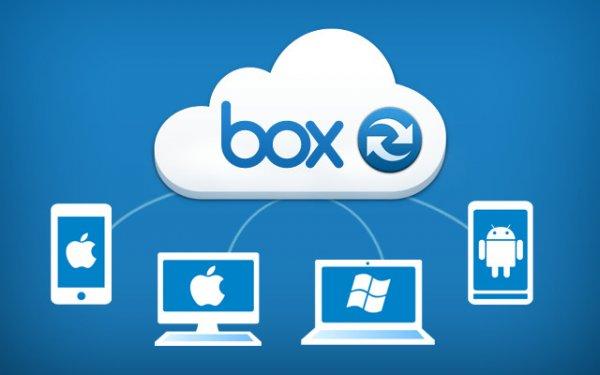 Box 50 GB Cloudspeicher Lebenslang