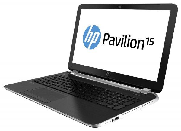 """HP Pavilion 15-n005sg für 399€ @HP - 15"""" Notebook mit Core i5-4200U, 500GB HDD"""