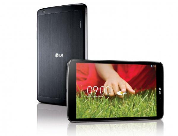 [Schweiz] LG G Pad 8.3 / 16 GB / WiFi schwarz und weiss 249CHF (205€)