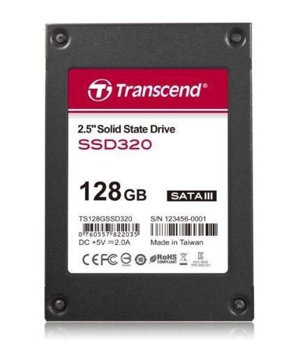 [amazon.de Blitzangebot] Transcend SSD-Festplatte 320 TS128GSSD320 (128 GB) 2.5 Zoll SATA III für 69,90 €