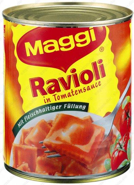 [Lokal] Maggi Ravioli versch. Sorten im Lidl für 1,29