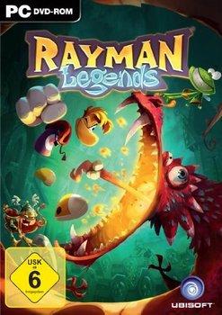 Rayman Legends (PC) für 4,77 €