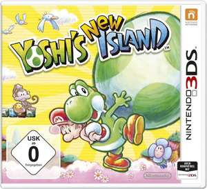 [Müller] Yoshi's New Island 3DS
