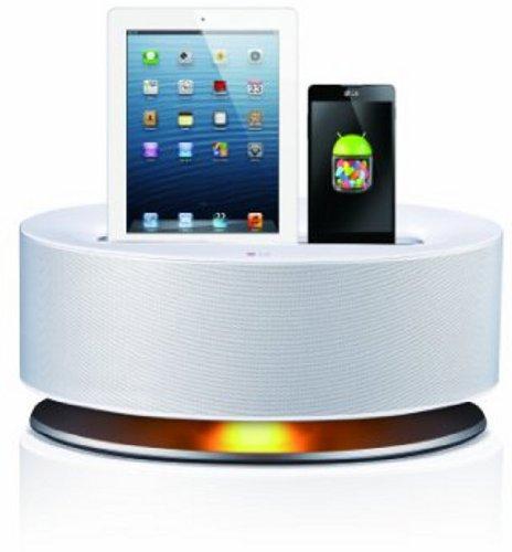 LG ND8630 Dual Dockingstation (AirPlay, Bluetooth) weiß für 166€ @Amazon.de