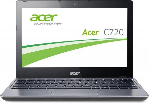 """Acer C720 Chromebook (11,6"""") mit SSD nur 179 Euro inkl Versand bei MM"""