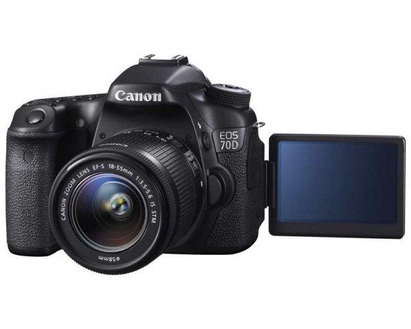 [Lokal]Canon EOS 70D 18-55mm-Kit nur am 14.3.2014 im Saturn Heidelberg