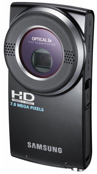 Camcorder SAMSUNG HMX-U 20 Schwarz für 27,89 € @ notebooksbilliger.de