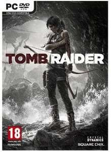 Steam Key: Tomb Raider ca. 6€