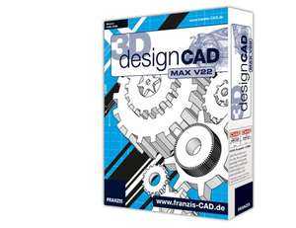 CAD-Programm GRATIS statt 430€ (nur 4,90€ VSK bei PEARL) – FRANZIS DesignCAD 3D V22 inkl. Maschinenbau, Holzbau, Architektur & Planung + Webinar