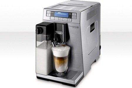 Kaffeevollautomat DeLonghi Etam PrimaDonna XS oder XS De Luxe 749,95 statt 1199 €