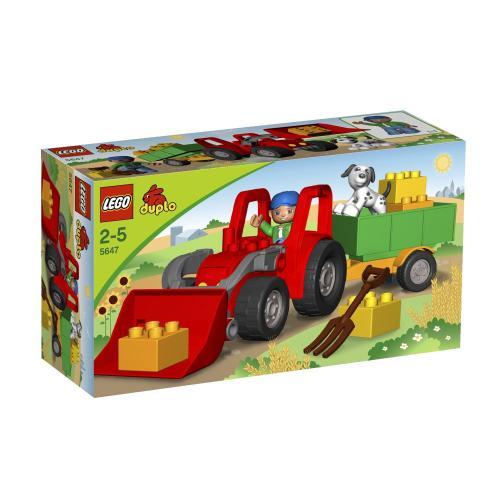 LEGO Duplo (5647) Großer Traktor [@thehut.com]
