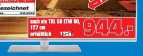 [Lokal GE] Panasonic TX-L50ETW60