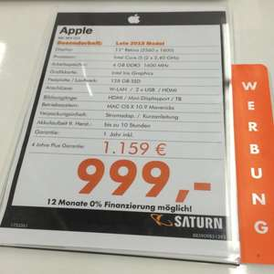 MacBook ME864 Retina